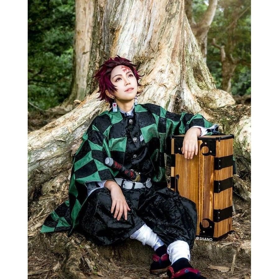Đạo cụ hóa trang nhân vật Tanjiro làng thợ rèn 100cm – KNY -Baystore
