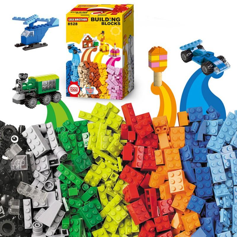 BỘ ĐỒ CHƠI LẮP GHÉP 1000 CHI TIẾT LELE BROTHER ( LEGO MẪU MỚI ) - 3110001 , 1162863217 , 322_1162863217 , 234000 , BO-DO-CHOI-LAP-GHEP-1000-CHI-TIET-LELE-BROTHER-LEGO-MAU-MOI--322_1162863217 , shopee.vn , BỘ ĐỒ CHƠI LẮP GHÉP 1000 CHI TIẾT LELE BROTHER ( LEGO MẪU MỚI )