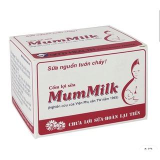 Cốm Lợi Sữa MUM MILK – Sữa Nguồn Tuôn Chảy