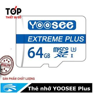 Thẻ Nhớ MicroSDXC YooSee Plus 64G thumbnail