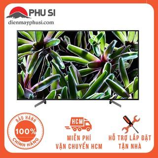 [Giao HCM] 55X7000G - Smart Tivi Sony 55 inch 4K UHD KD-55X7000G - Hàng Chính Hãng thumbnail