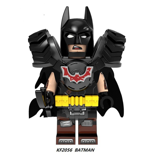 DC Comic Batman Minifigure Lego Compatible Toys KF2056 chỉ