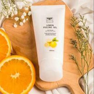 Gel Tẩy Da Chết Be POS Lemon Peeling Hàn Quốc, kháng khuẩn và hạn chế tình trạng kích ứng trên da thumbnail