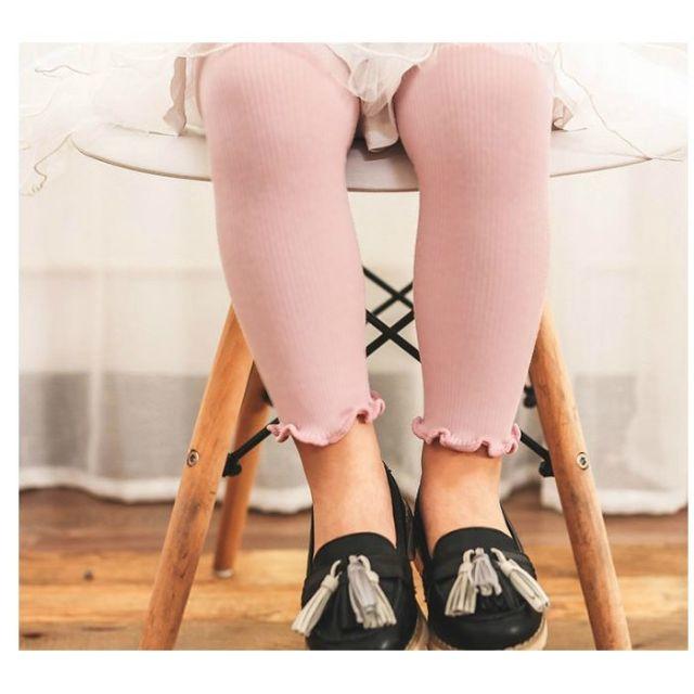 Quần legging QATE147 xinh xắn cho bé gái