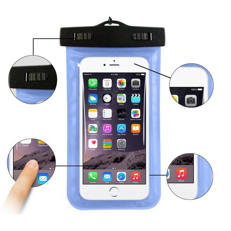 [FLASH SALE]  Phụ kiện điện thoại - Túi chống nước 100% cho mọi dòng máy - SIÊU CHẤT LƯỢNG