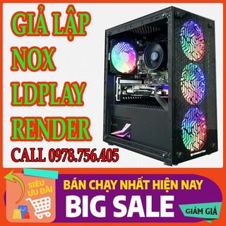 BỘ PC WORKSTATION XEON E5-2673v3 32GB VGA GTX 1050 thumbnail