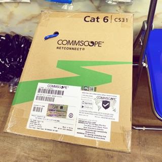 Cáp mạng cat6 Amp CommScope chính hãng bán lẻ