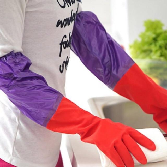 Combo 3 đôi găng tay cao su lót nỉ cho mùa lạnh - 2882835 , 709914496 , 322_709914496 , 88000 , Combo-3-doi-gang-tay-cao-su-lot-ni-cho-mua-lanh-322_709914496 , shopee.vn , Combo 3 đôi găng tay cao su lót nỉ cho mùa lạnh