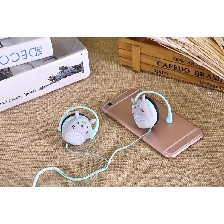 Bộ headphone hình Totoro