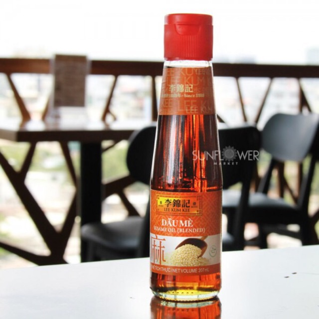 Dầu mè Lee Kum Kee chai 207ml - 3390891 , 987427743 , 322_987427743 , 75000 , Dau-me-Lee-Kum-Kee-chai-207ml-322_987427743 , shopee.vn , Dầu mè Lee Kum Kee chai 207ml
