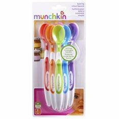 Thìa mềm Munchkin dành cho bé ăn dặm