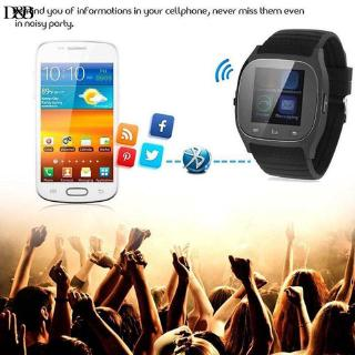 ❤Donba Pedometer for Bluetooth Smart Watch M26 Phone Accessories