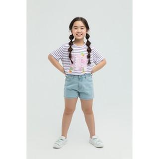 IVY moda áo thun bé gái MS 57G0986