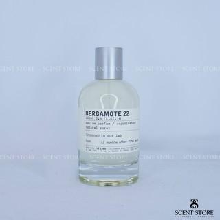 Scentstorevn - Nước hoa Le Labo Bergamote 22