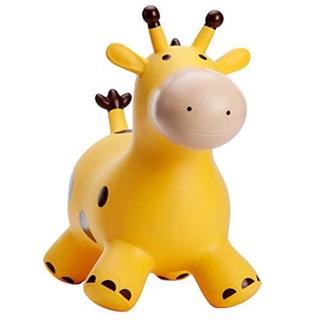 Thú nhún trẻ em hình chú hươu Toyshouse PA366 - Tiêu chuẩn Xuất khẩu Châu Âu EN71 - Đồ chơi vận động cho bé