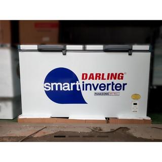 Hot Tủ đông mát 420l Darling Smart Inverter DMF-4699 WSI-2, miễn phí giao hàng