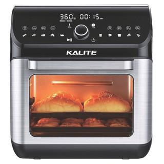 Nồi chiên không dầu Kalite Q12, công suất 1800W, dung tích 12L - Hàng chính hãng
