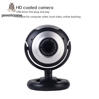 pw USB Webcam Camera with Mic Night Vision Web Cam For PC Laptop Web Camera PC Webcam Video Calling Computer Camera