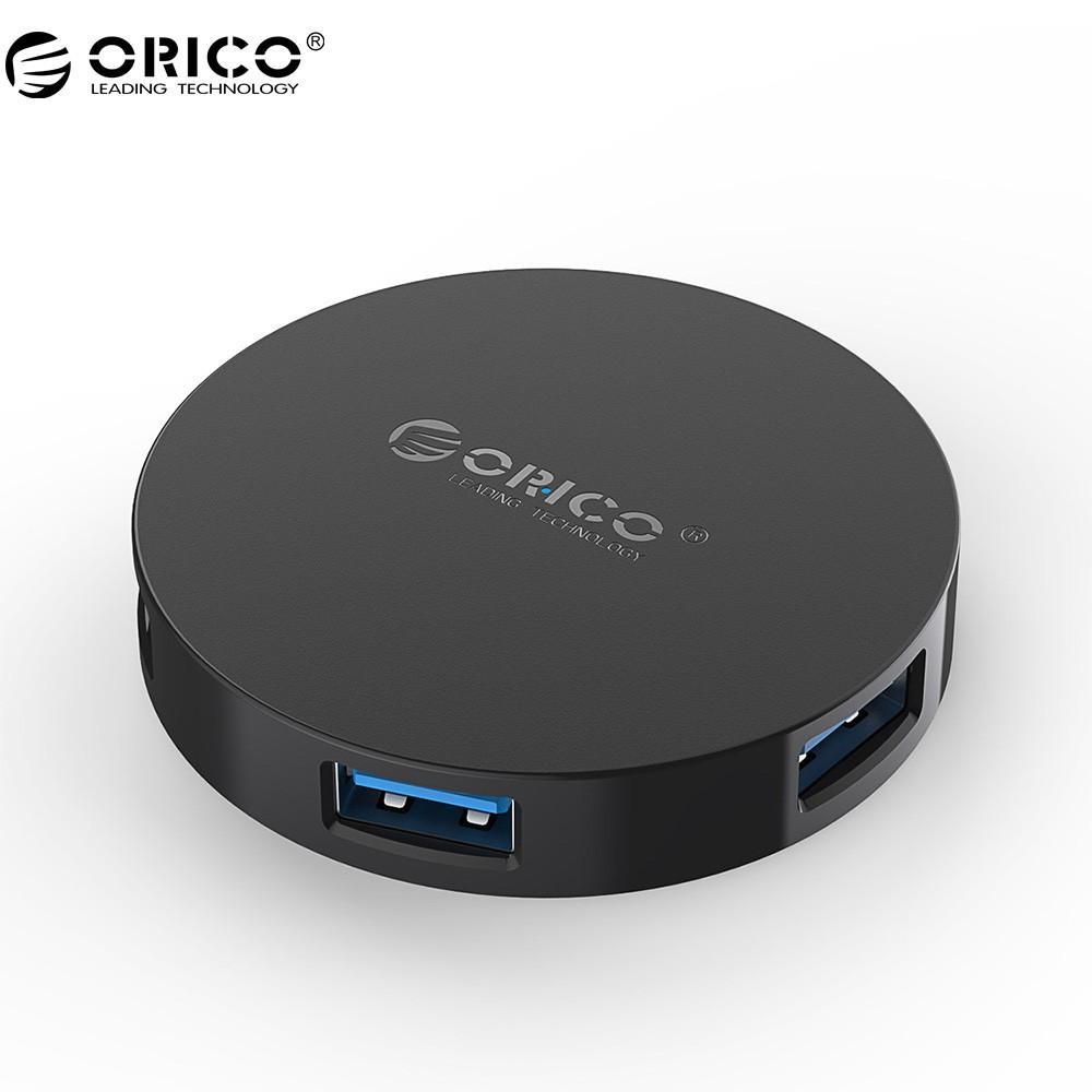 Hub chia 4 cổng USB 3.0 Orico HA4U(Đen)