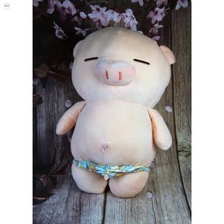 [ĐÚNG GIÁ]Gấu Oenpe lợn bông hồng mặc quần sịp kute