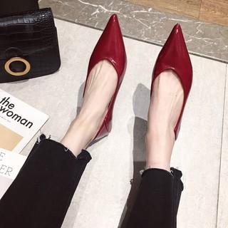 Giày Cao Gót Nữ Thời Trang Châu Âu