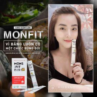 Giảm cân Monsfit Hàn Quốc chính hãng