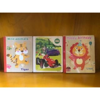 Sách gỗ ghép hình