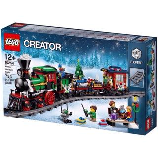 Bộ lego 10254 chuyến tàu mùa đông
