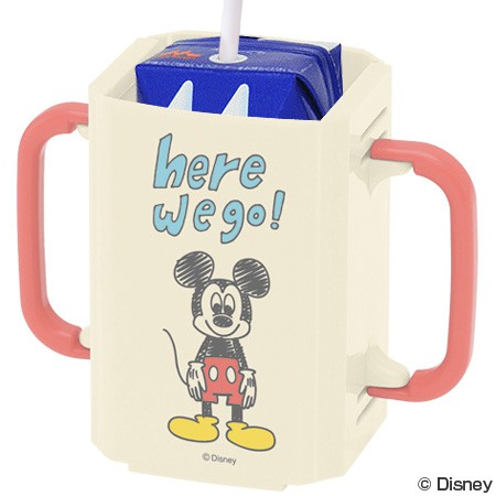 hộp đựng ly nước hình chuột mickey dễ thương