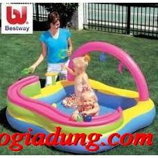 Bể bơi máng trượt Bestway 52125