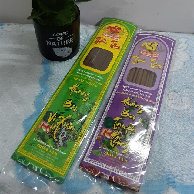 Hương sạch ko hóa chất Thiền Tâm giá rẻ