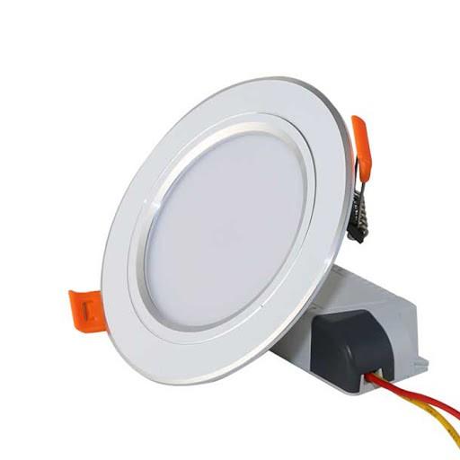 Đèn LED âm trần 7W Rạng Đông đổi 3 màu