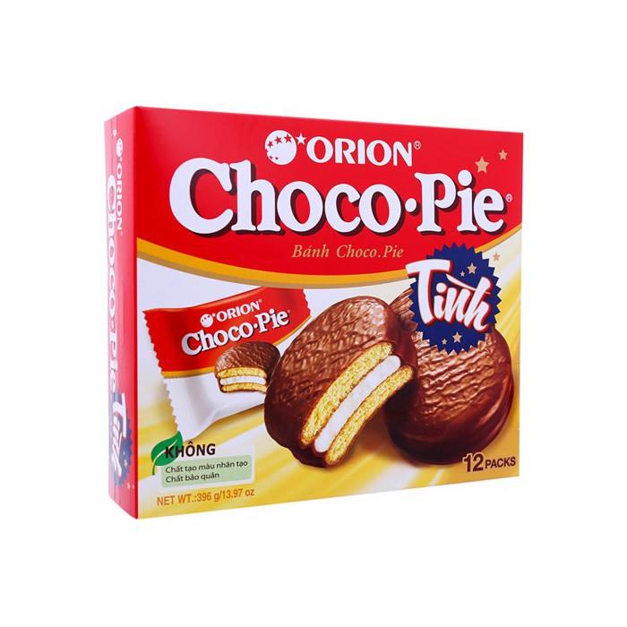 Combo 1 hộp bánh Nấm + 2 Hộp Chocopie 12 chiếc + 1 Hộp sữa bột Sure Prvevent 900G