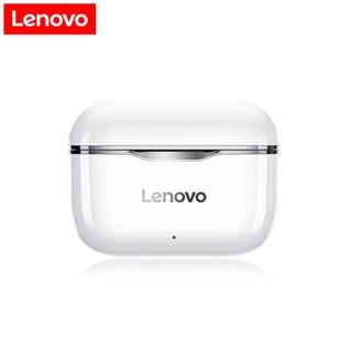 Tai nghe không dây LENOVO LP1 TWS bluetooth 5.0 tai nghe thể thao chống nước IPX4 đi kèm hộp sạc 300mAh giảm tiếng ồn ở thumbnail