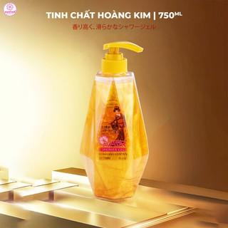 [Chính hãng] Sữa tắm Hoàng Kim Nano Avatar 750ml - loại bỏ hắc tố, da sáng đều màu - phù hợp cho cả gia đình thumbnail