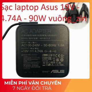 [Sạc zin]Sạc laptop Asus 19V - 4.74A - 90W thumbnail