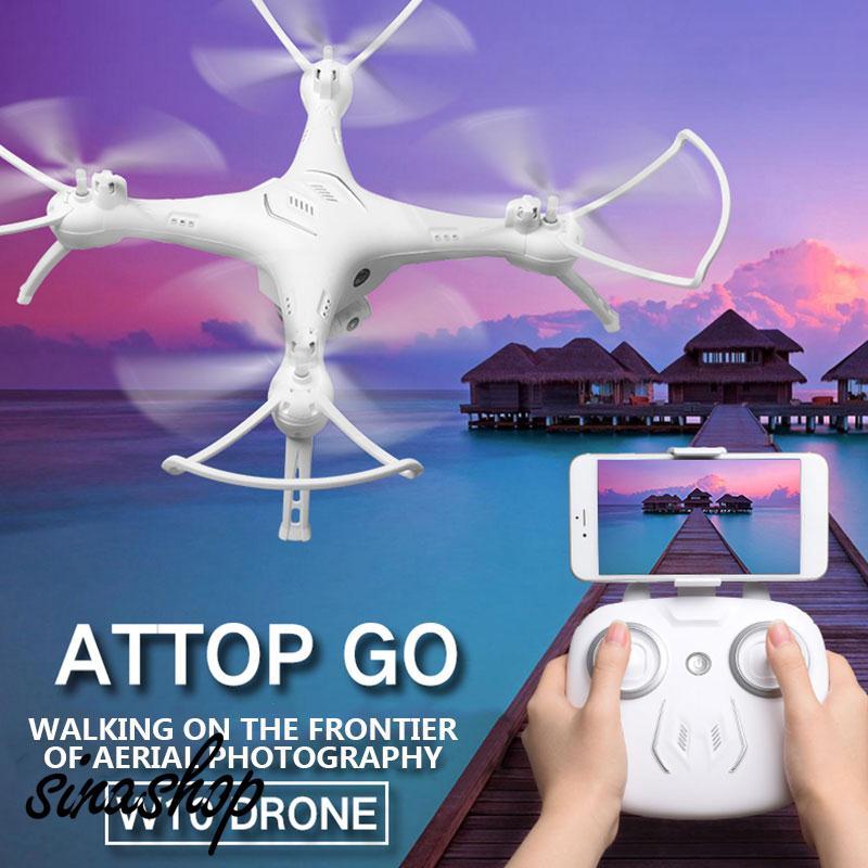 SIN W10 4CH 6-Axis 720P Drone Altitude Hold WIFI Mini