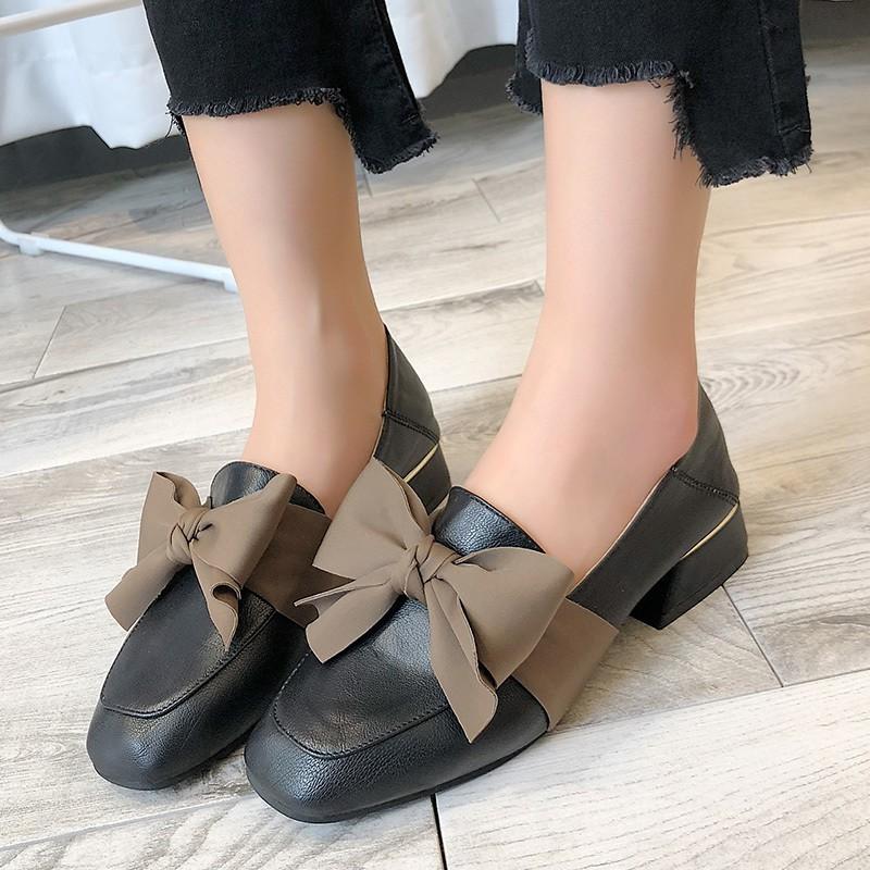 Giày búp bê mũi nhọn phong cách trẻ trung thanh lịch dành cho nữ - 22774879 , 2218453987 , 322_2218453987 , 331200 , Giay-bup-be-mui-nhon-phong-cach-tre-trung-thanh-lich-danh-cho-nu-322_2218453987 , shopee.vn , Giày búp bê mũi nhọn phong cách trẻ trung thanh lịch dành cho nữ