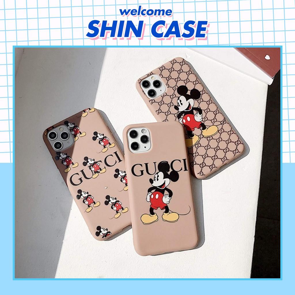 Ốp lưng iphone Mickey GC 5/5s/6/6plus/6s/6s plus/6/7/7plus/8/8plus/x/xs/xs max/11/11 pro/11 promax – Shin Case