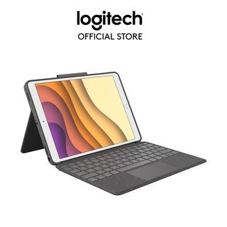 Bao da kèm bàn phím Logitech Combo Touch dành cho iPad Air (Gen 3) và iPad Pro 10.5 inch thumbnail