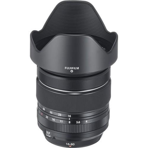[Mã SKAMPUSHA7 giảm 8% đơn 250k]Ống Kính Fujifilm XF 16-80mm f4 R LM OIS WR - Chính Hãng FUJIFILM VN