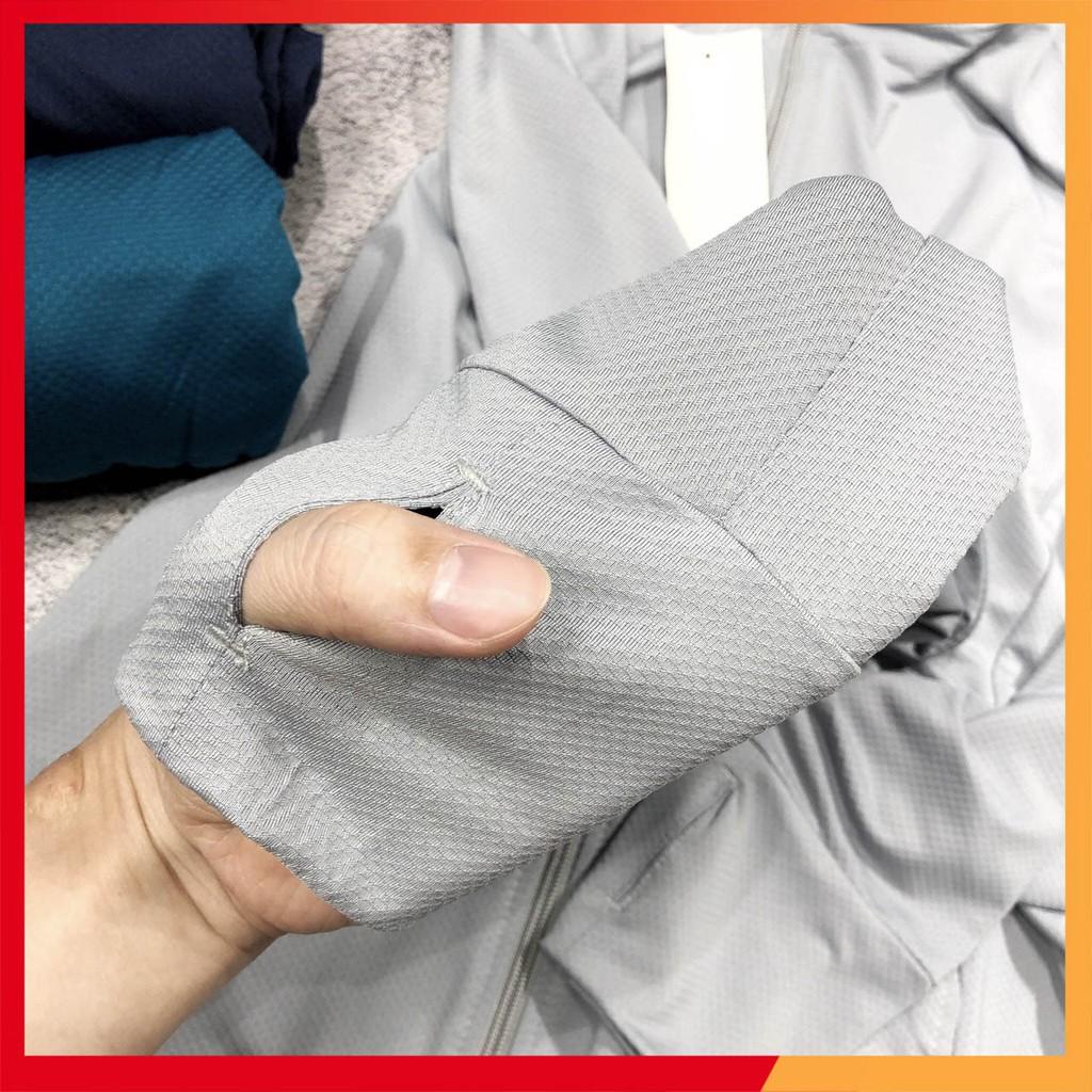 Áo chống nắng nam bigsize chống tia UV xuất khẩu cao cấp vnxk