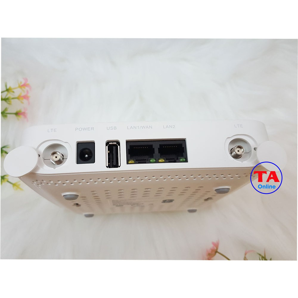 Bộ Phát Wifi 4G Alcatel HH70 - Tốc độ 300Mbps - Hỗ trợ hai băng tân - Chuẩn AC
