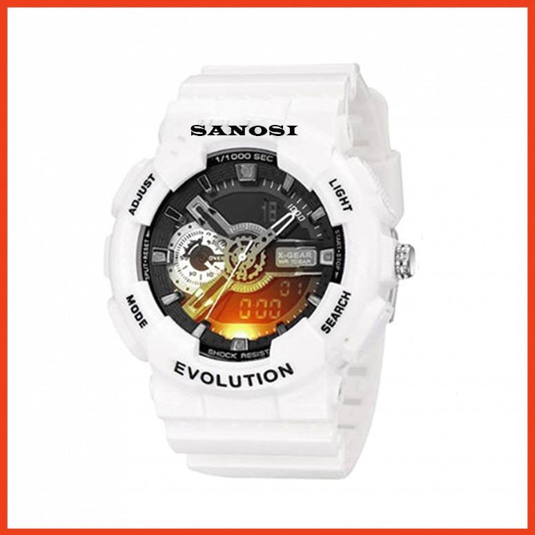 Đồng hồ điện tử thể thao nam nữ SANOSI thời trang dành cho giới trẻ