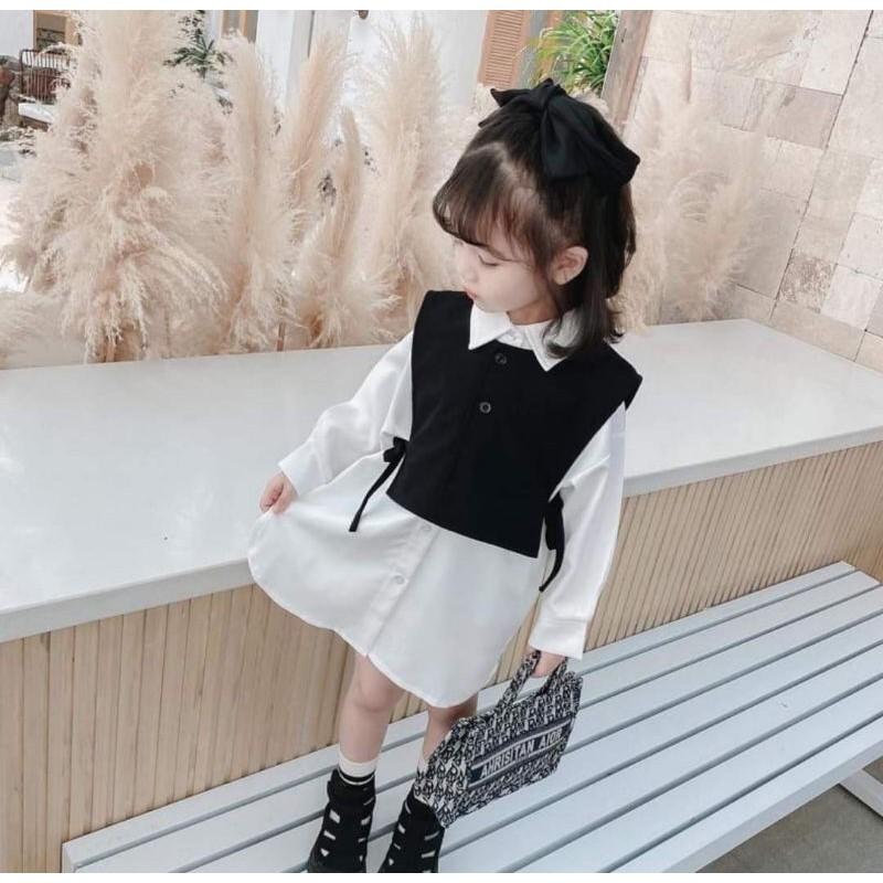 Váy Trẻ Em ❤️𝑭𝒓𝒆𝒆𝑺𝒉𝒊𝒑❤️ Đầm Trẻ Em Hàng Thiết Kế Cao Cấp Cho Bé Gái