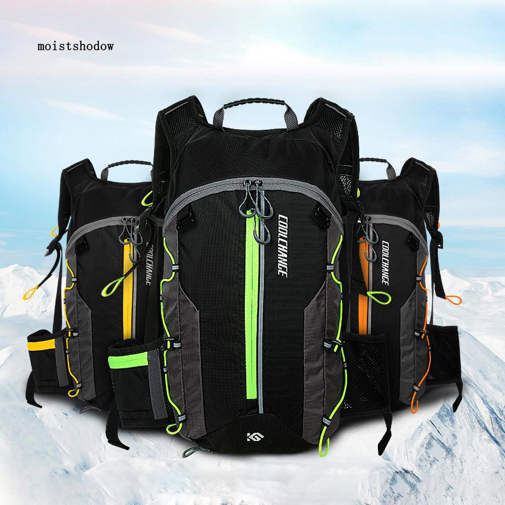 MISD 10L MTB Bicycle Cycling Backpack Hydration Pack Hiking Camping Water Bladder Bag