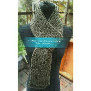 Khăn len handmade – di chuyển sang phải để xem các mẫu khác