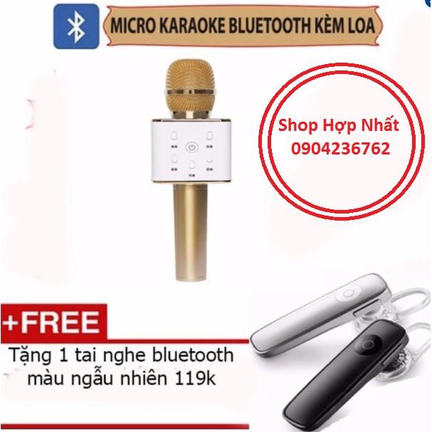 Khuyến mại HOT Mua 01 MIC karaoke Q7 tặng 01 tai nghe Bluetooth - 2862543 , 418814025 , 322_418814025 , 219000 , Khuyen-mai-HOT-Mua-01-MIC-karaoke-Q7-tang-01-tai-nghe-Bluetooth-322_418814025 , shopee.vn , Khuyến mại HOT Mua 01 MIC karaoke Q7 tặng 01 tai nghe Bluetooth
