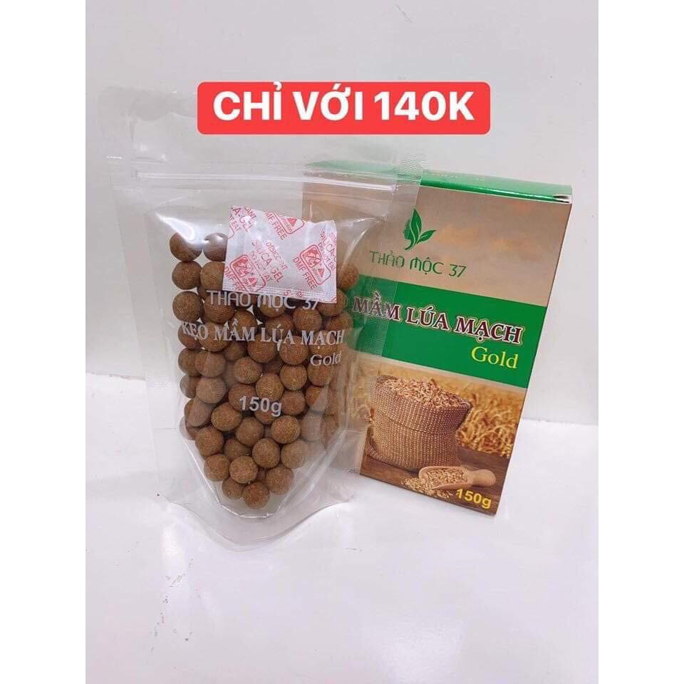 Kẹo mầm lúa mạch gold của Thảo Mộc 37