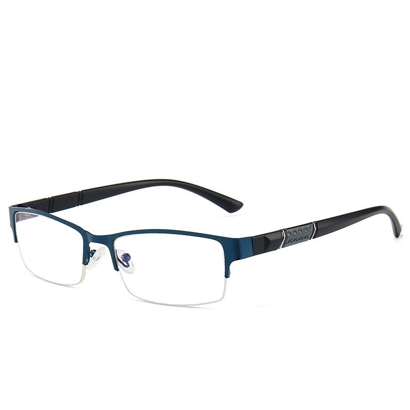 Mắt kính nửa gọng chống ánh sáng xanh dành cho nam nữ